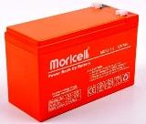 باتری یو پی اس 12 ولت 7 آمپر موریسل