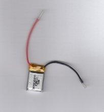 باطری لیتیوم پلیمر 3.7 ولت 150 میلی آمپر (651723)
