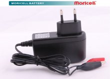 Seald Lead Acid Battey charger 7.2v 500mAh