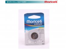 CR2016 Button Cell 3.0v Moricell