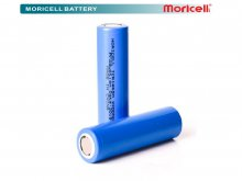 Battery lithiom-ion 18650 3.6v 2200mah moricell
