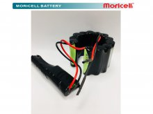 Cleaner battery cours 18v 1800mAh