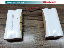 Cleaner battery Black & Decker 9.6v 1500mAh