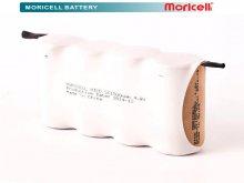 باتری جاروشارژی سایا 4.8 ولت 1500 میلی آمپر