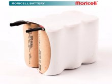 Cleaner Battery Moulinex 7.2V 1500mAh