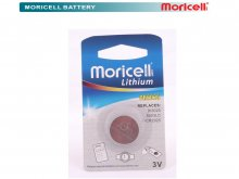 CR2025 Button Cell 3.0v Moricell