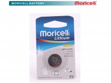 CR2032 Button Cell 3.0v Moricell